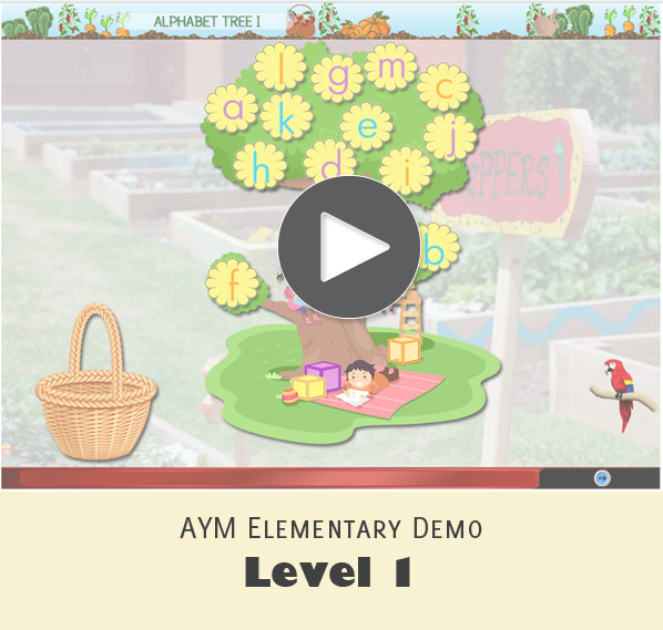 Activity Sample Screenshot - Level 1