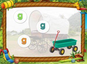 Product Screen - Wagon