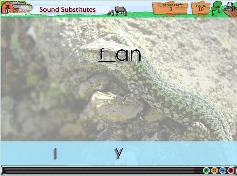 Sound Substitutes