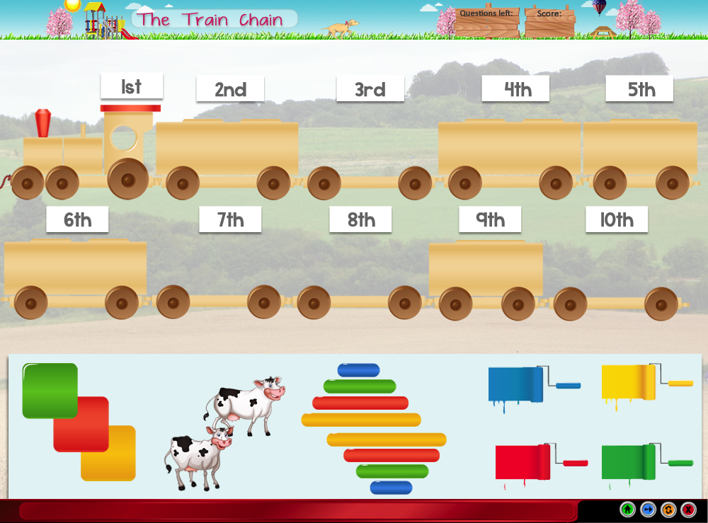 Train Chain