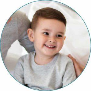 Photo of little boy